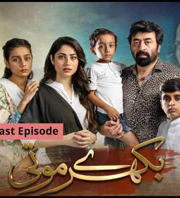 Bikhary Moti Second Last Episode Review