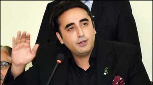 PPP boss Bilawal tested positive