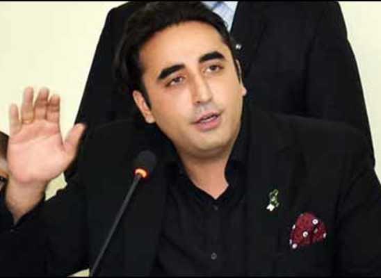 PPP boss Bilawal tested positive