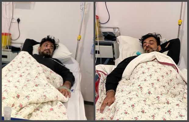 Dr Aamir Liaquat hopitalized