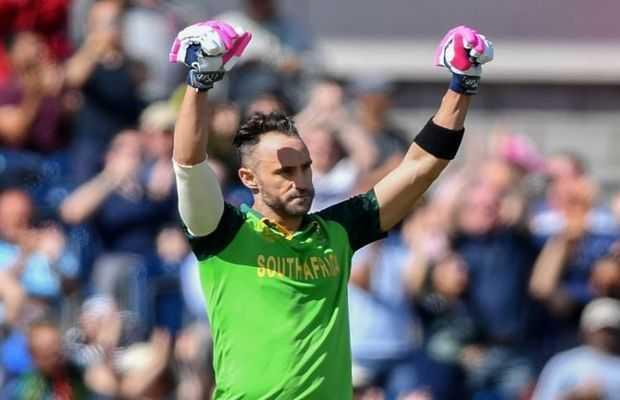 Du Plessis debut