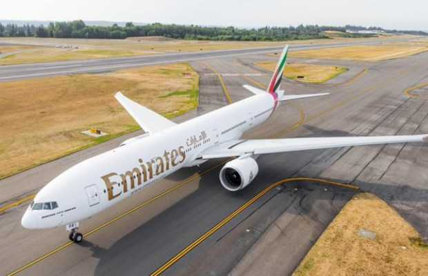 Emirates Crowned Best Airline
