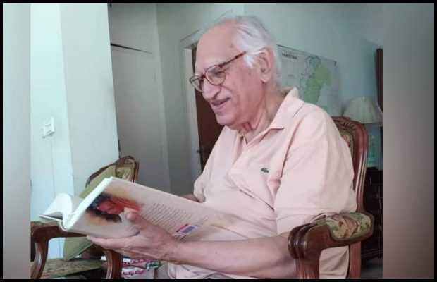 Writer Masud Mufti death