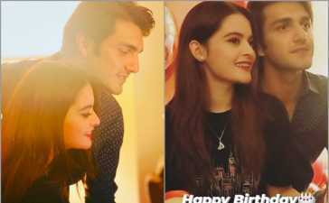 Minal Khan's birthday
