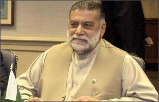 Mir Zafarullah Jamali death