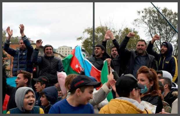 Azerbaijan declared victor