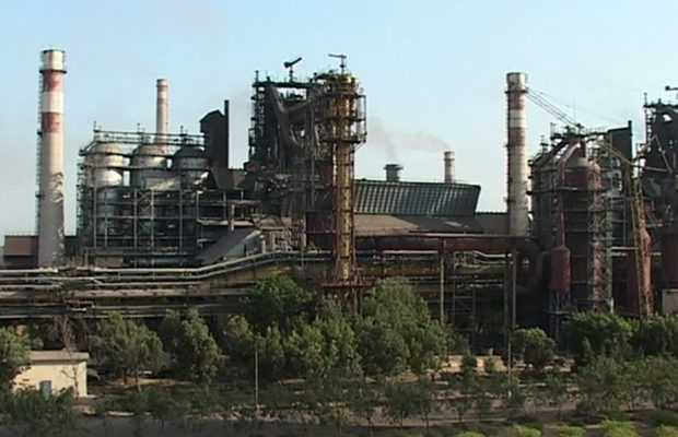 Pakistan Steel Mills sacked