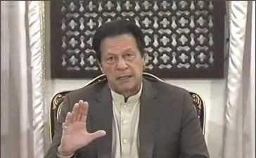 PM Khan announcement