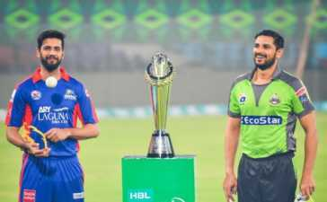 Karachi Kings Vs Lahore Qalanders