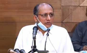 Sindh Education Minister Saeed Ghani