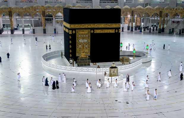 foreign Umrah pilgrims