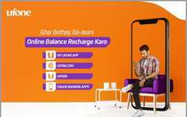 Ufone's digital payment options