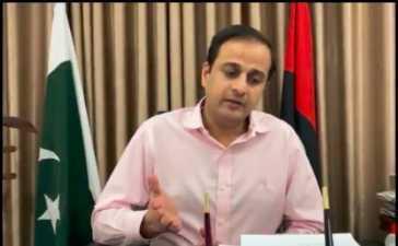 Murtaza Wahab video message