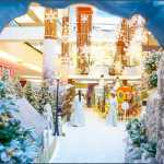 In Pictures: Dubai's BurJuman Mall transforms into a snowy winter wonderland