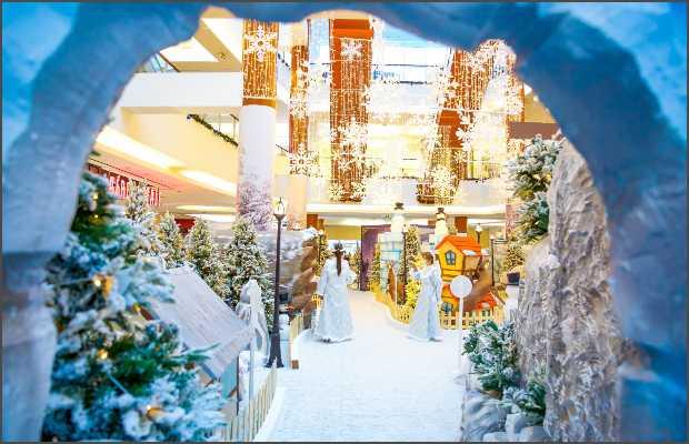 Dubai's BurJuman Mall