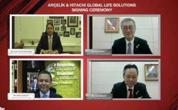 Arçelik A.Ş. and Hitachi Global Life Solutions