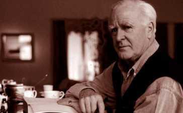 John le Carré British Spy Novelist