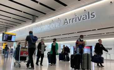 Pakistan Bans Flights from UK