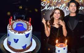 Sarwat Gillani celebrated