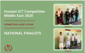 Middle East ICT Competition 2020