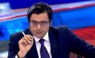 Arnab Goswami's fine