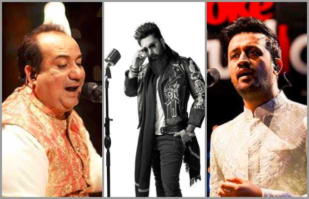 Coke Studio's most featured artists