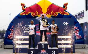 OLX Pakistan partners with Red Bull