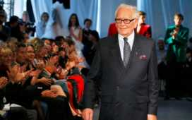 Pierre Cardin death