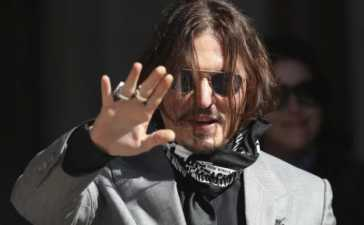 Johnny Depp better times