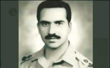 Major Shabbir Sharif