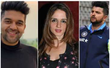 Bollywood celebrity booked