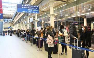 Flights banned From UK