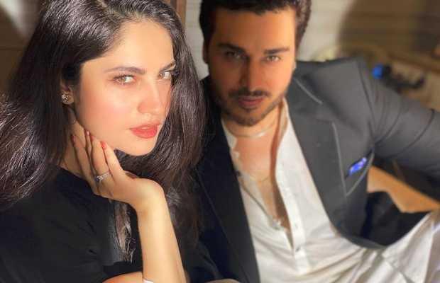 Neelum with Ahsan Khan