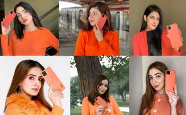 OPPO #OrangeSplash Campaign