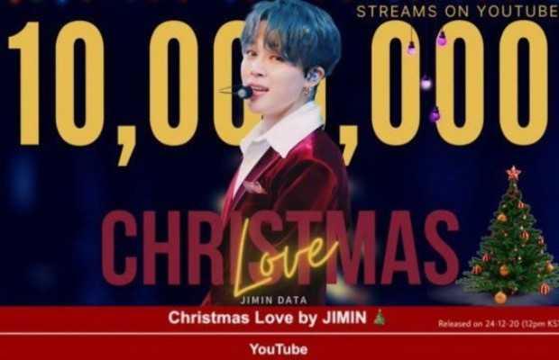 Jimin's Christmas Love