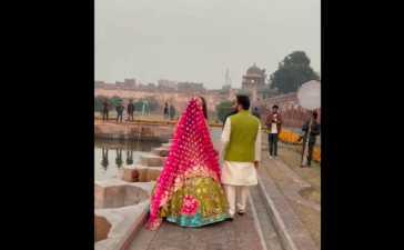 COVID SOPs Defying Lavish Wedding