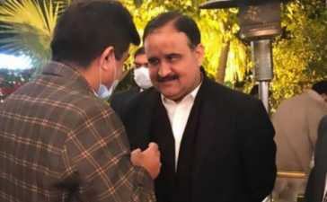 CM Punjab Usman Self-isolation