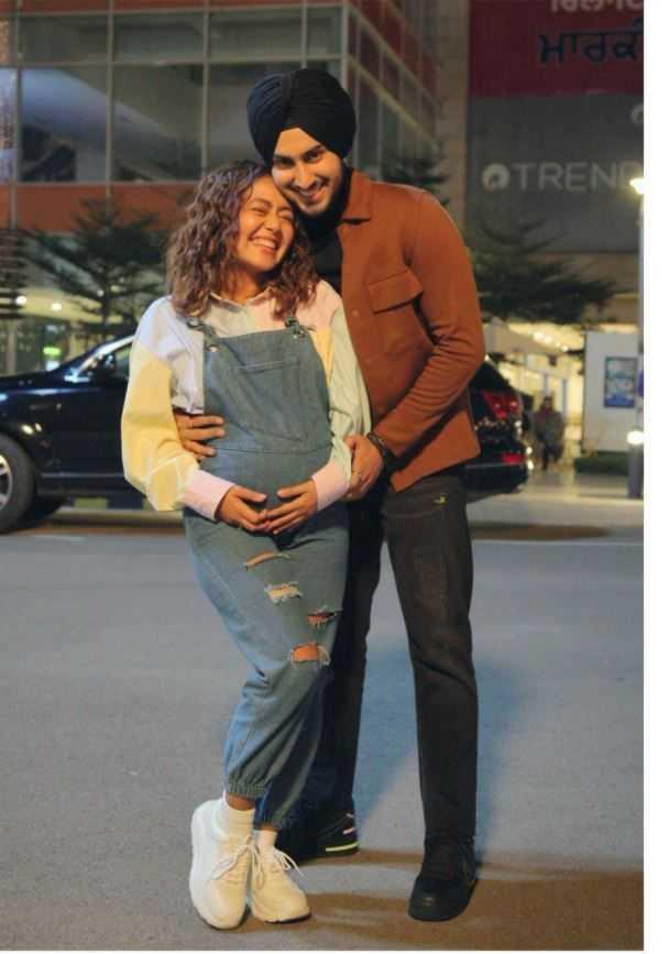 Neha Kakkar's pregnancy rumours