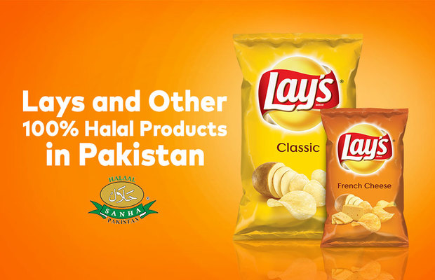 Lay's & Other 100% Halal Products