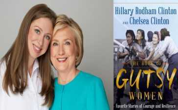 Hillary and Chelsea