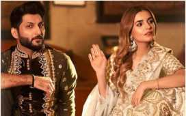 Bilal Saeed, Momina Mustehsan's Latest Song