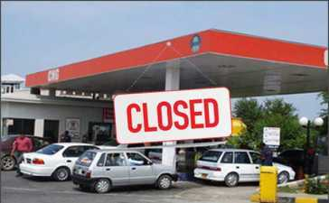 Sindh CNG Stations closure