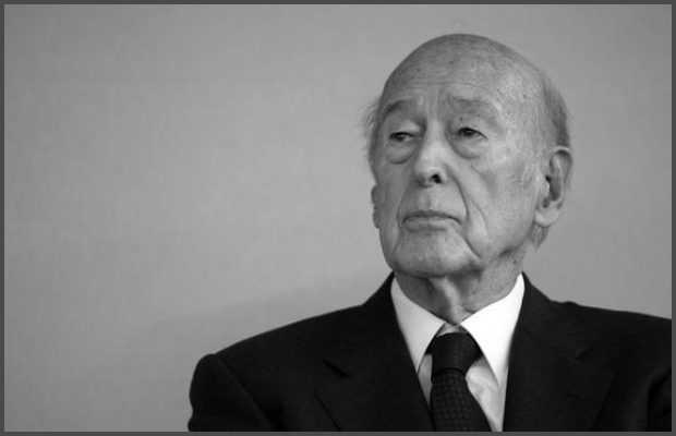 Former French President death