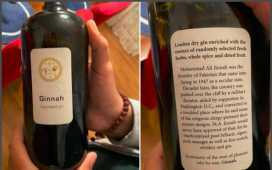 'Ginnah' Alcoholic Drink Named