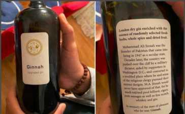 'Ginnah' Alcoholic Drink Named