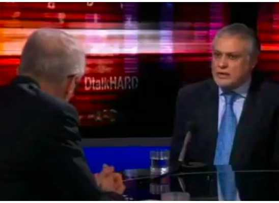 ishaq dar on bbc hardtalk