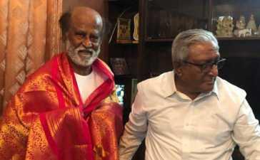 Rajinikanth Political Plunge