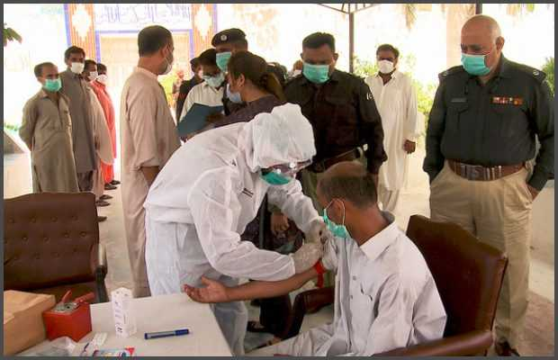Sindh reports 1,615 new COVID-19 cases