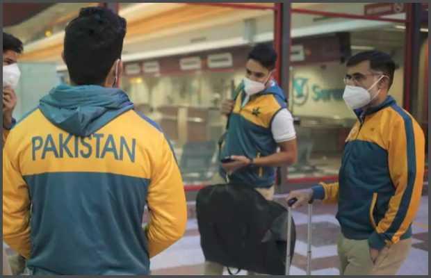Pakistan squad in New Zealand