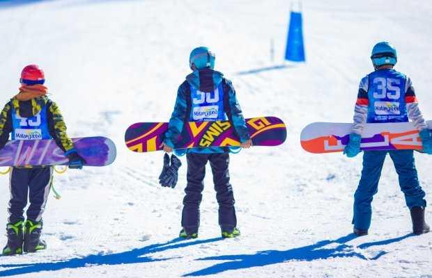 2nd International Snowboarding Championship